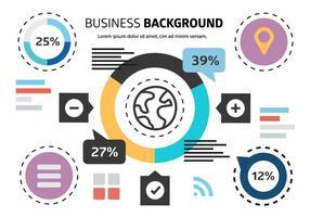 Gratis Business Bakgrund Vector