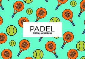 Padel Achtergrond