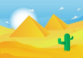 Free Piramide Vector Illustration