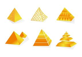 Illustration vectorielle libre de Piramide