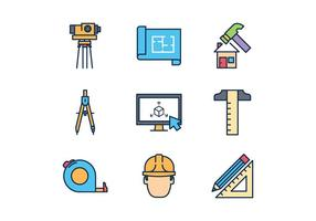 Free Architect Icons