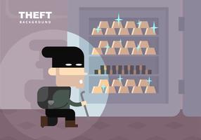 Antecedentes de robo