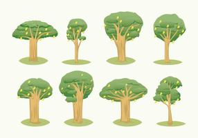 Gratis Mango Tree Vector