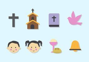 Vecteur bautizo gratuit