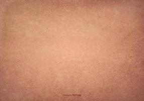 Textura de papel vetorial marrom