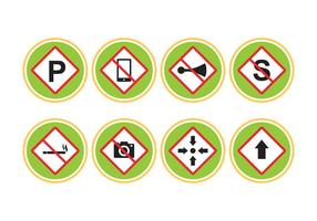 Gratis Sign Vector Pack