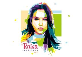 Beautiful Girl - Raisa Andriana - WPAP
