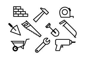 Vettore in muratura gratis