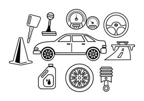 Free Car Maintenance Vector