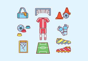 Vecteur de football gratuit