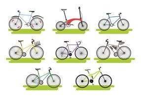 Gratis Bicicleta Vector