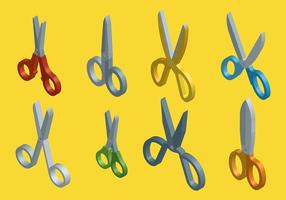 Free Scissors Icons Vektor