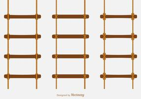 Free Vector Rope Ladders