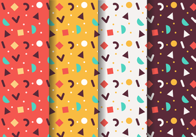 Vector Free Pattern Geometric