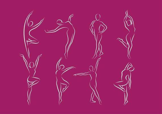 slimming logo design