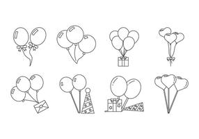 Free Balloon Icon Vector