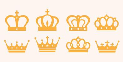 Gratis British Crown Vector Pack
