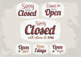 Vintage-closed-and-open-signs-vector