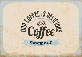 Vintage-delicious-coffee-vector