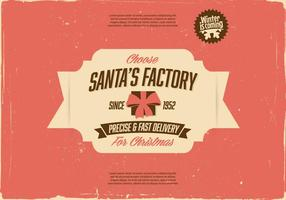 Vintage Factory di Babbo Natale