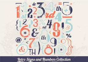 Vintage-inspired-number-vector