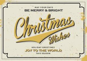 Golden-christmas-wishes-vector