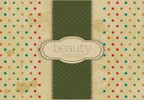 Vetor Antique Beauty Logo