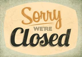 Classic-closed-sign-vector