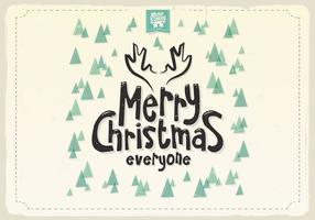 Merry-christmas-to-everyone-pine-tree-vector