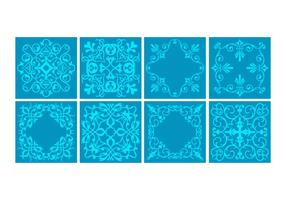 Free Portuguese Tiles Vector