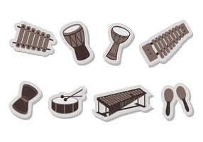 Ícone de ícones de música grátis
