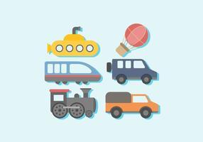 Vecteur de véhicule gratuit