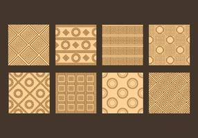 Greek Geometric Pattern vector
