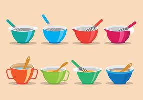 Mixing Bowl Icons