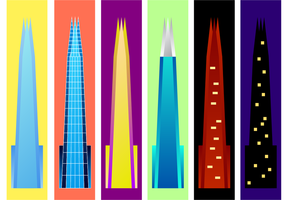 Kostenlos The Shard Vector