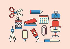 Free Stationery Icons