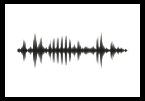 Sound wave equalizer vector