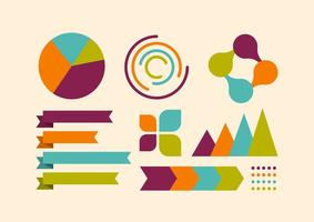Vecteur d'éléments d'infographie gratuits