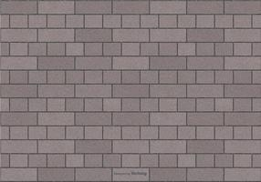 Grey Brick Pattern Background vector