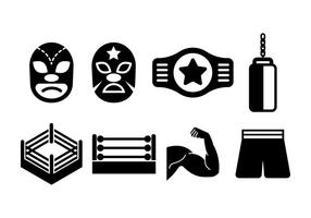 Free Wrestling Icons