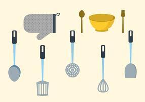 Gratis Keukengereedschap Vector