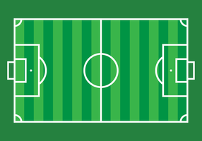 Calcio Ground Vector