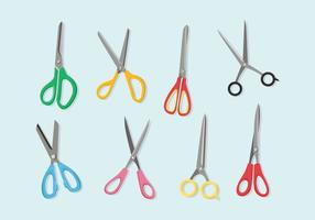Free Scissors Vector