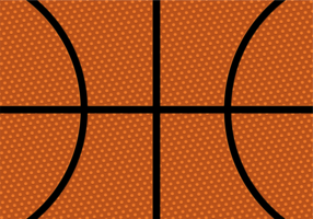 Basketball Texture Free Vector