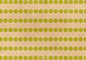 Grunge Polka Dot Pattern Background