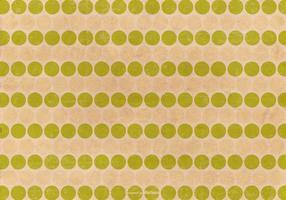 Grunge Polka Dot Pattern Achtergrond