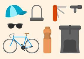 Collections de vecteurs de vélo gratuits