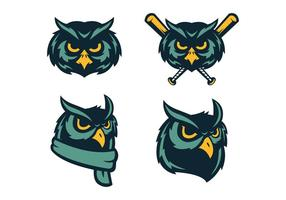 owl vector image Owl Free Vector Art - (14417 Free Downloads)