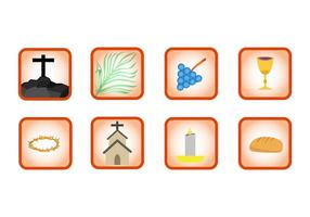 Free Religious Icon Vektor