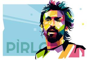 Pirlo - vie de football - wpap
